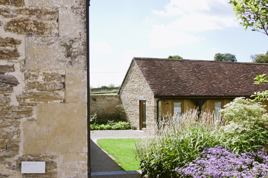 Print Club Ltd. visits the Hauser and Wirth, Somerset