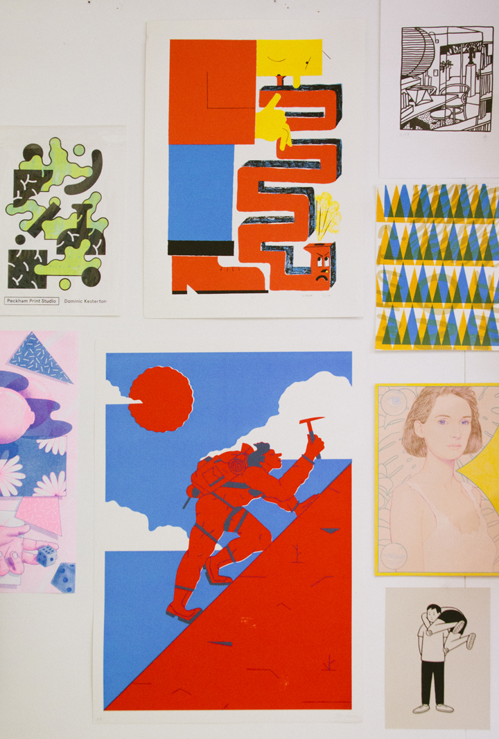 Studio Visit: South London Print Studio on the Print Club Ltd. Journal