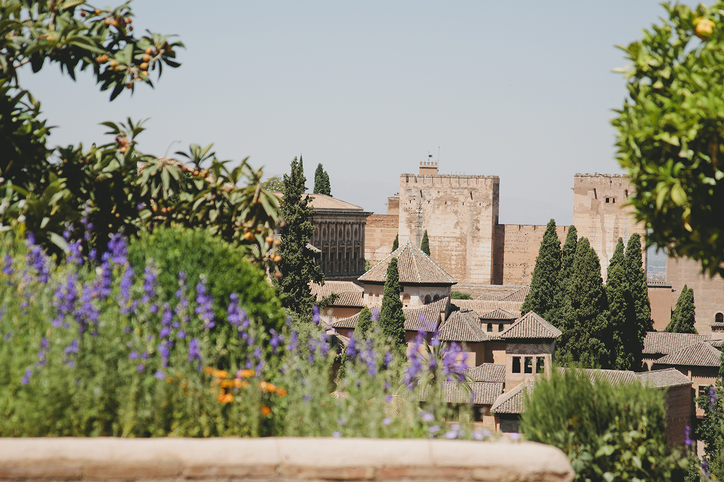 A visit to the Alhambra from the Print Club Ltd. Journal