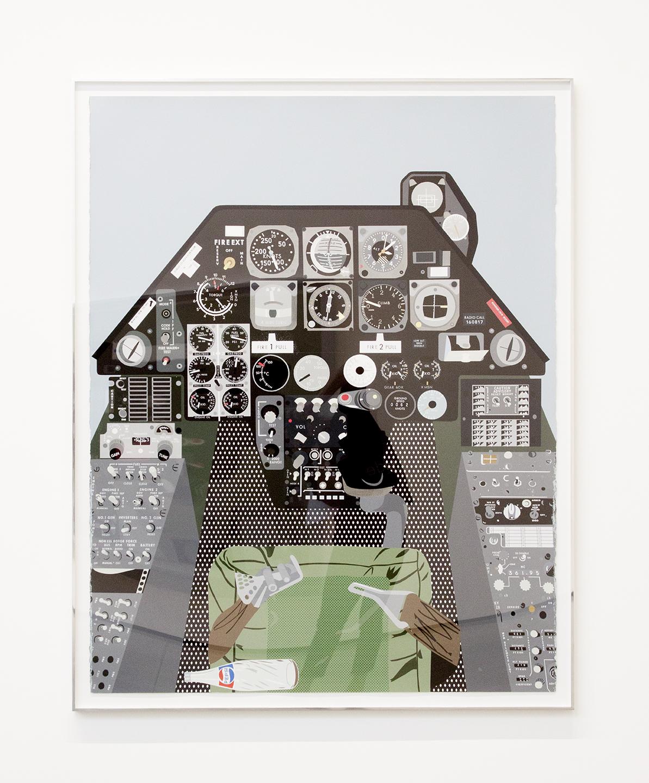 Matthew Brannon at David Kordansky from the Print Club Ltd. Journal
