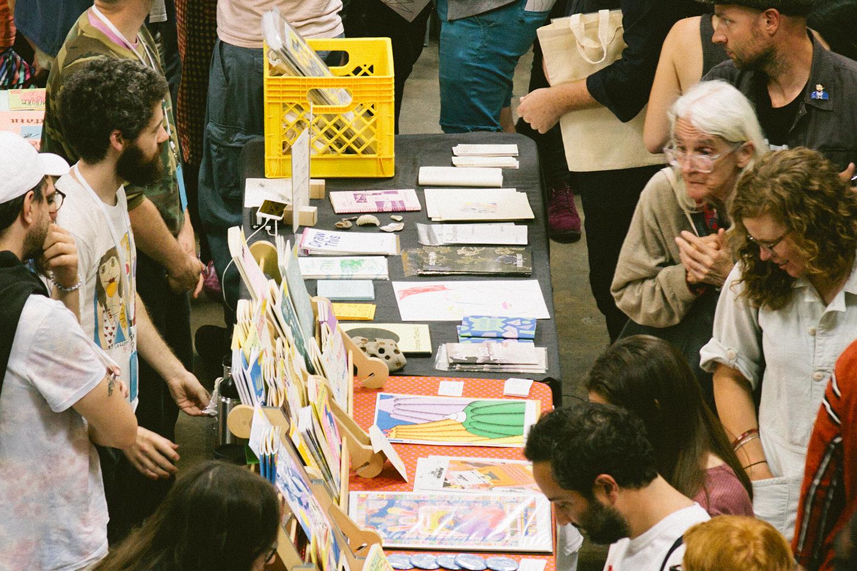 Print Club Ltd. visits the San Francisco Art Book Fair