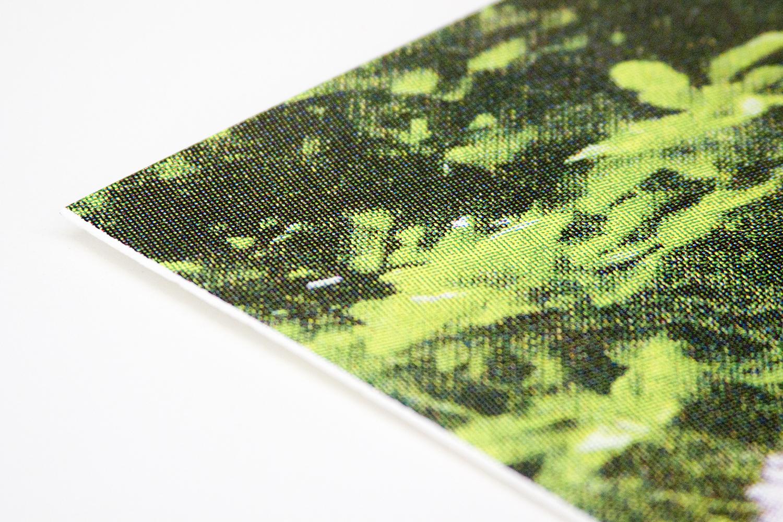 "Print Club Ltd ""Purple White Florals"" limited edition silkscreen print, 2013. Edition of 30"