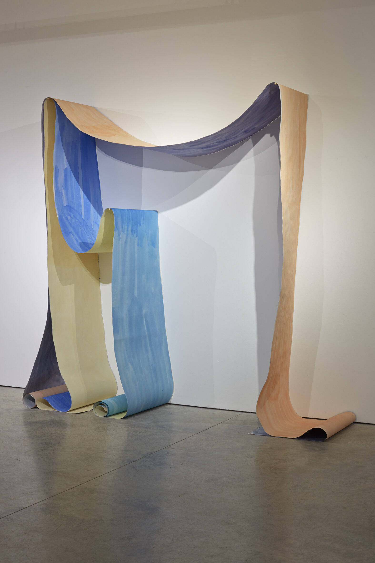 Let's sit down and talk about it .  Gerald Moore Gallery, London, UK, 2014. David Ben White, Fay Nicolson