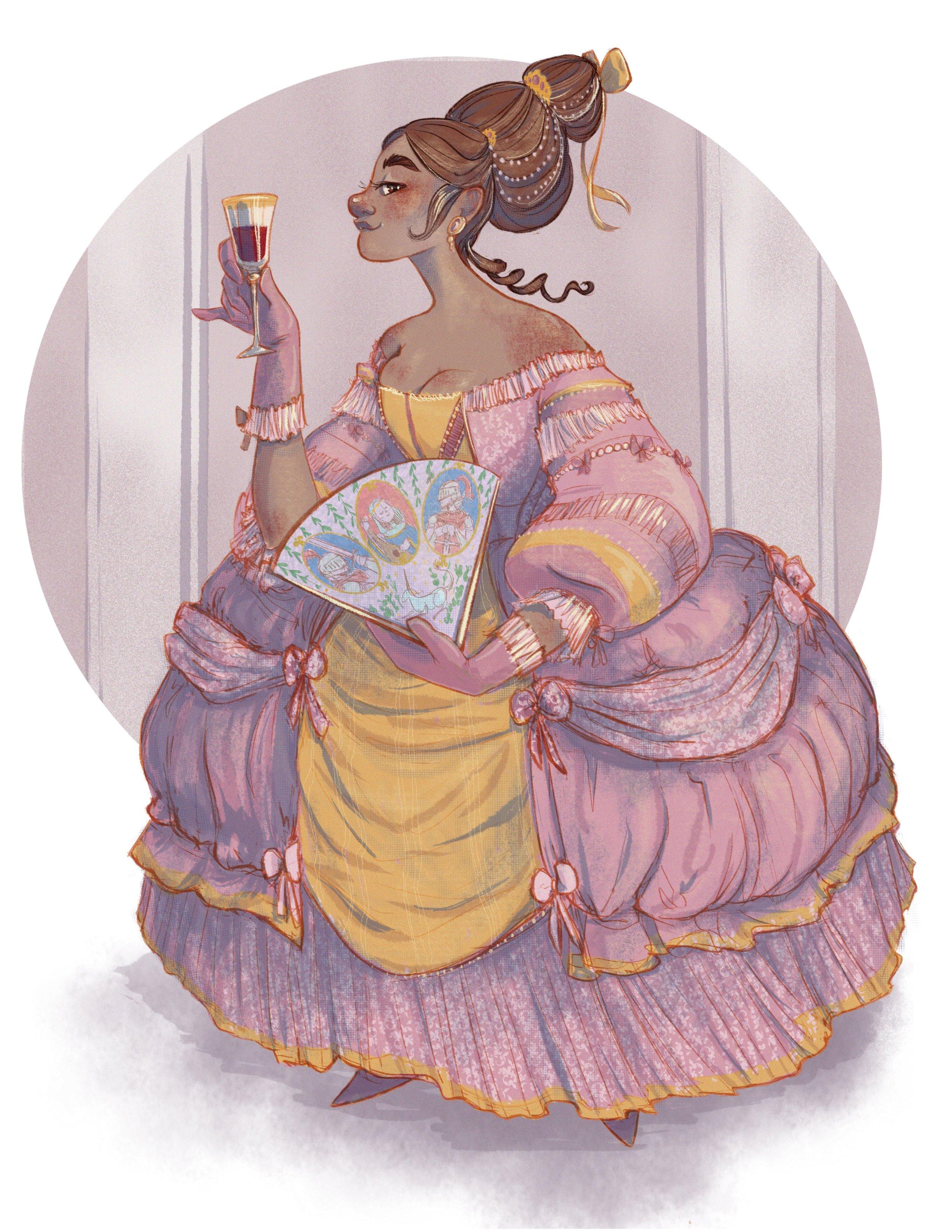 RococoWoman in PinkDress.jpg