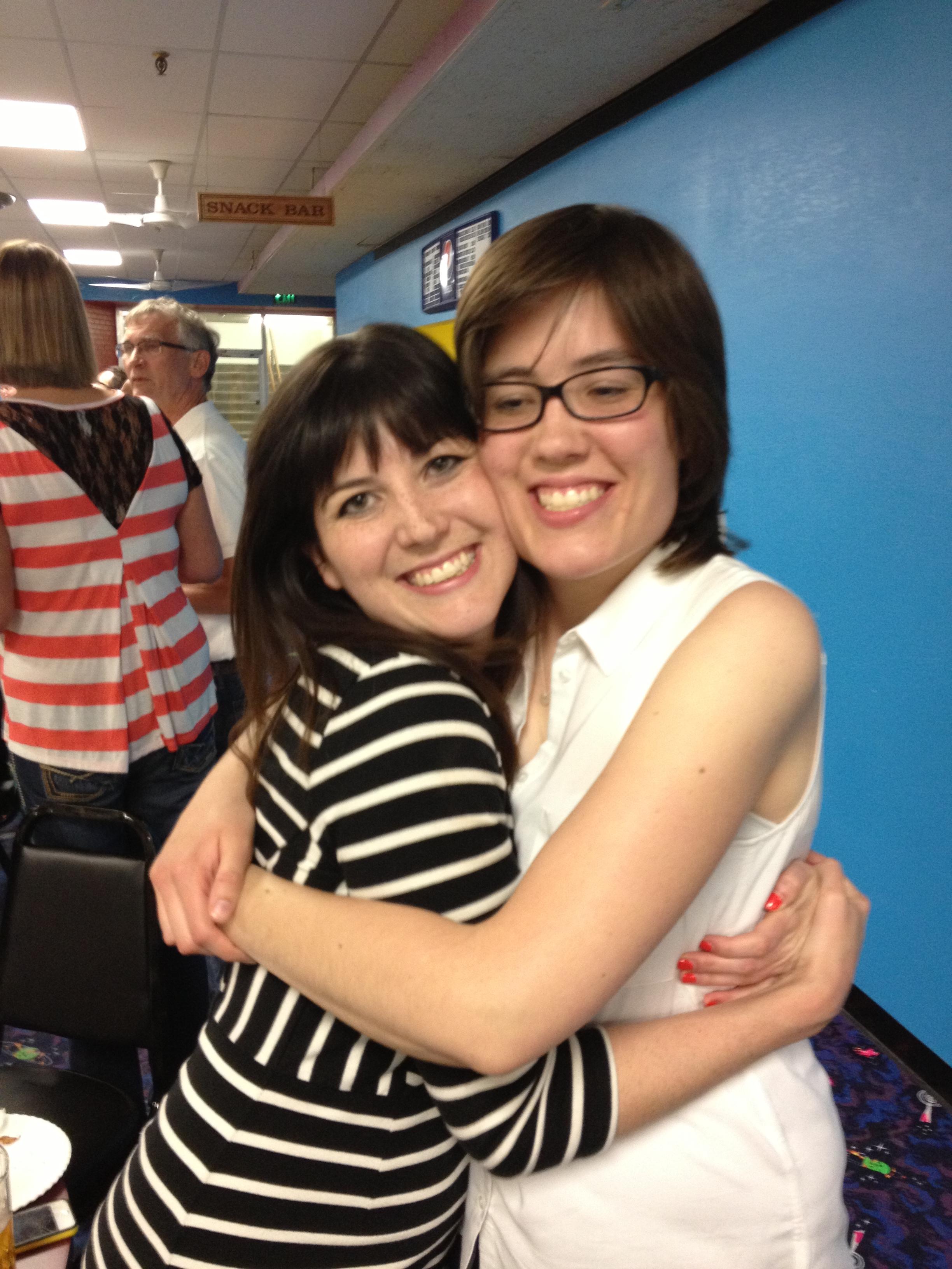 Jane @ Bday Bowling