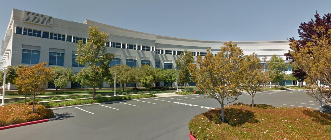 IBM Centre —4400 North First Street,SAN JOSE, CA 95134