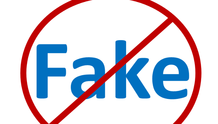 Be real; don't be a a fake