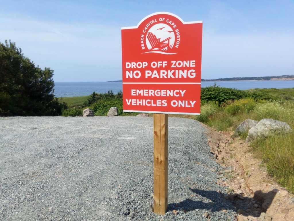 Lawrences_Beach_Signs_Port_Hood