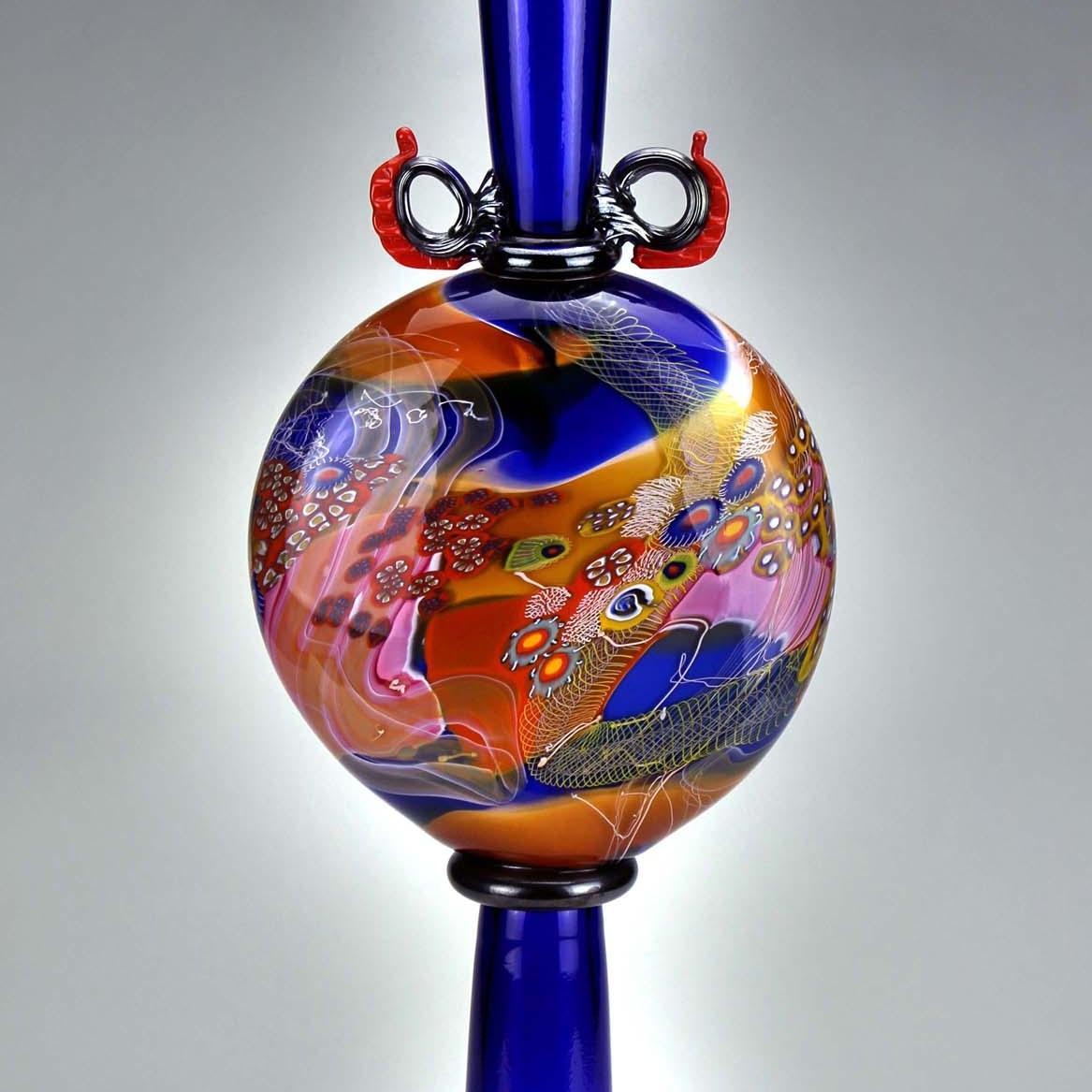 Colorfield Amphora - Sleek and Slender