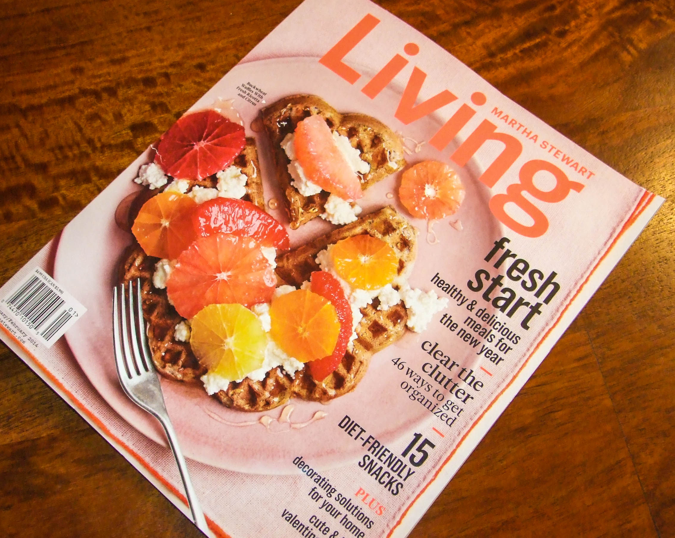 Martha Stewart's Living January | February 2014 Issue