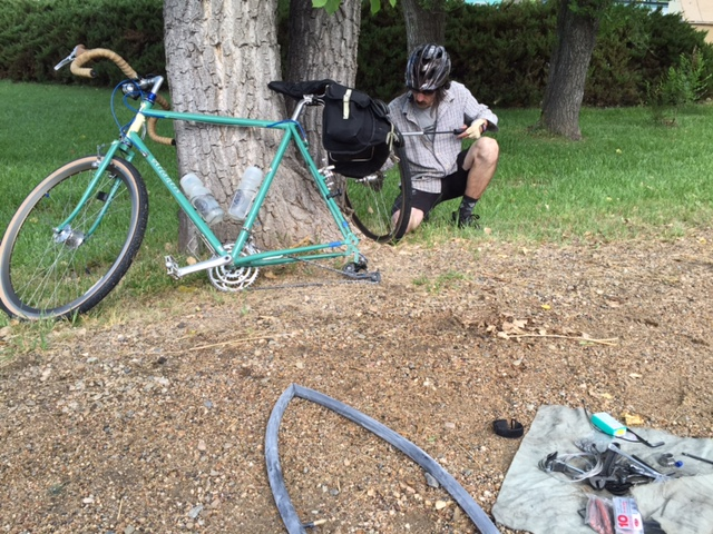 A proper tool kit will save the day when you experience a puncture.