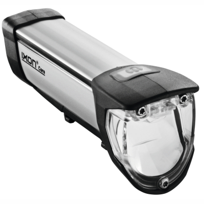 Busch+Muller re-chargeable head light. queencitycycle@queencitydenver.com