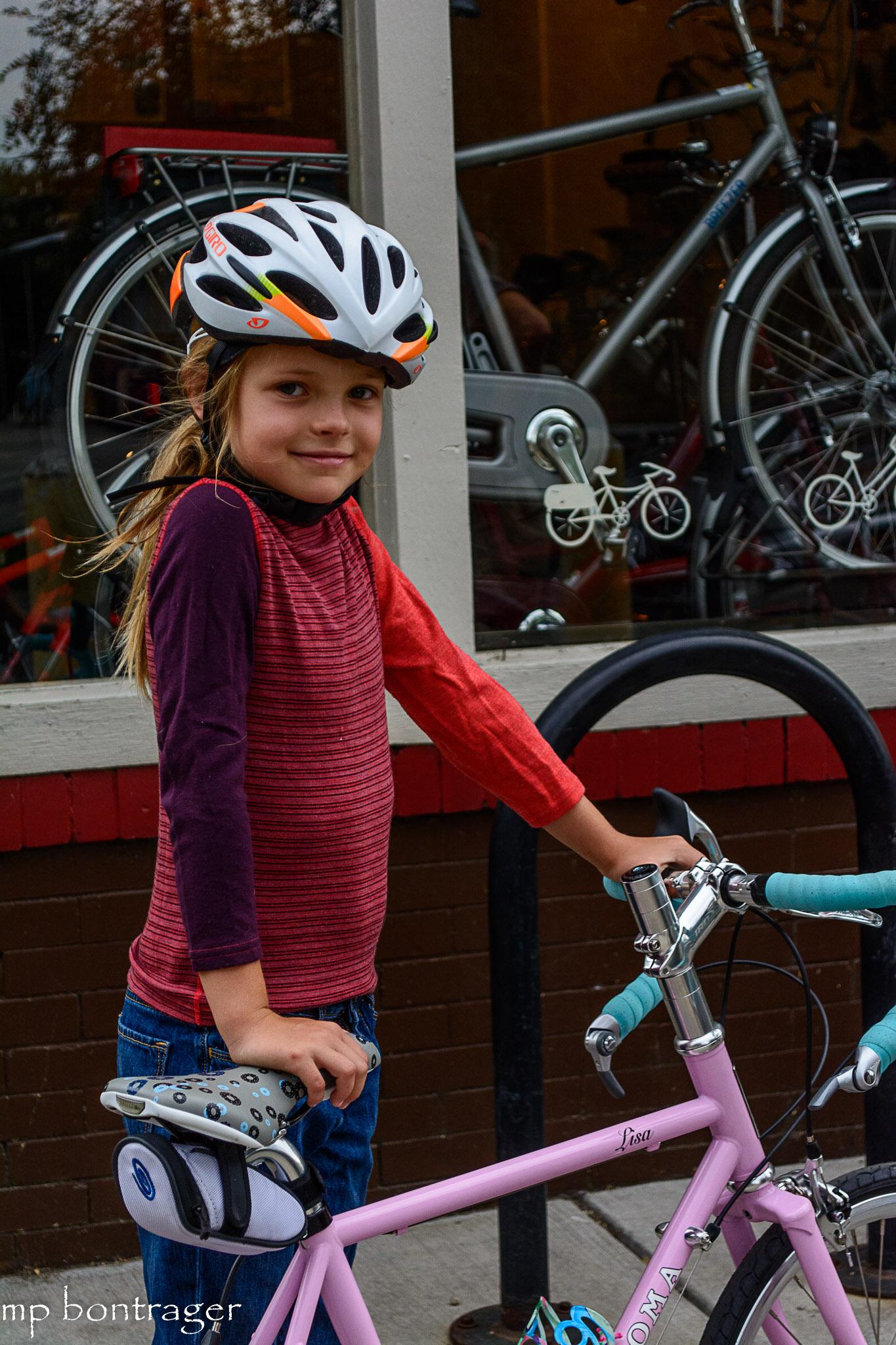 new bike day!