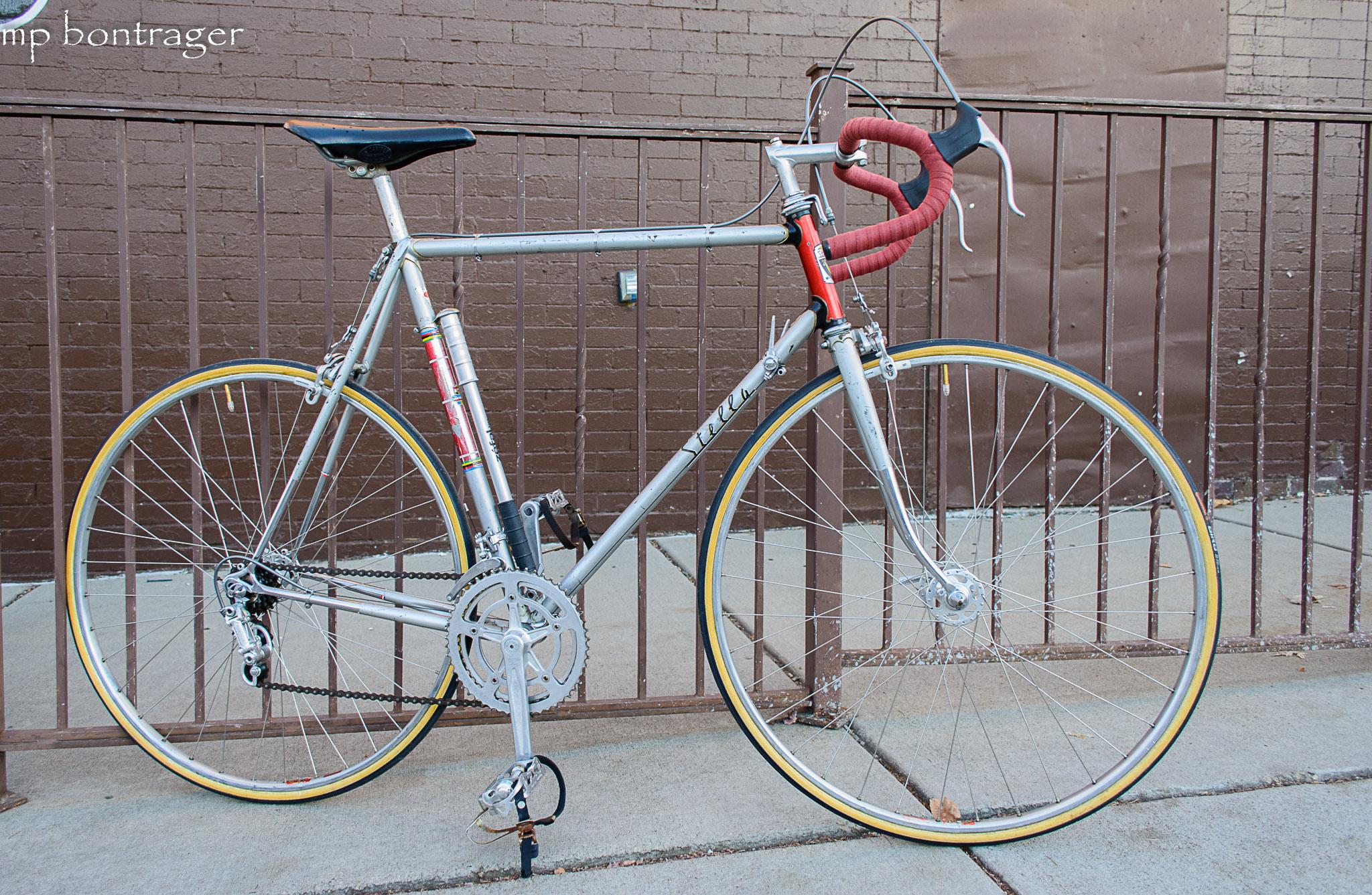 Stella French Road Bike