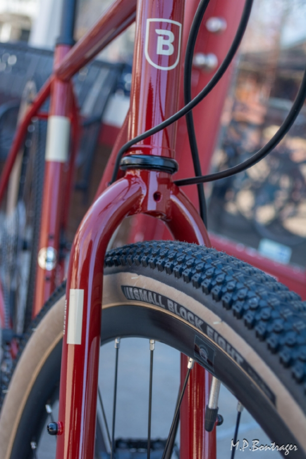plus sized tire trend makes sense for city riding