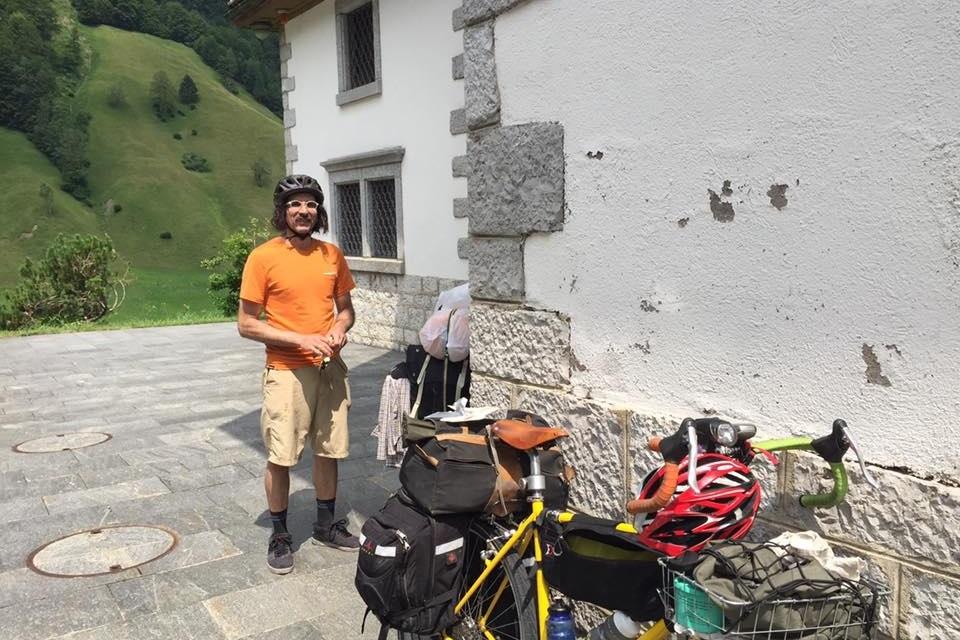 Ethan in Switzerland