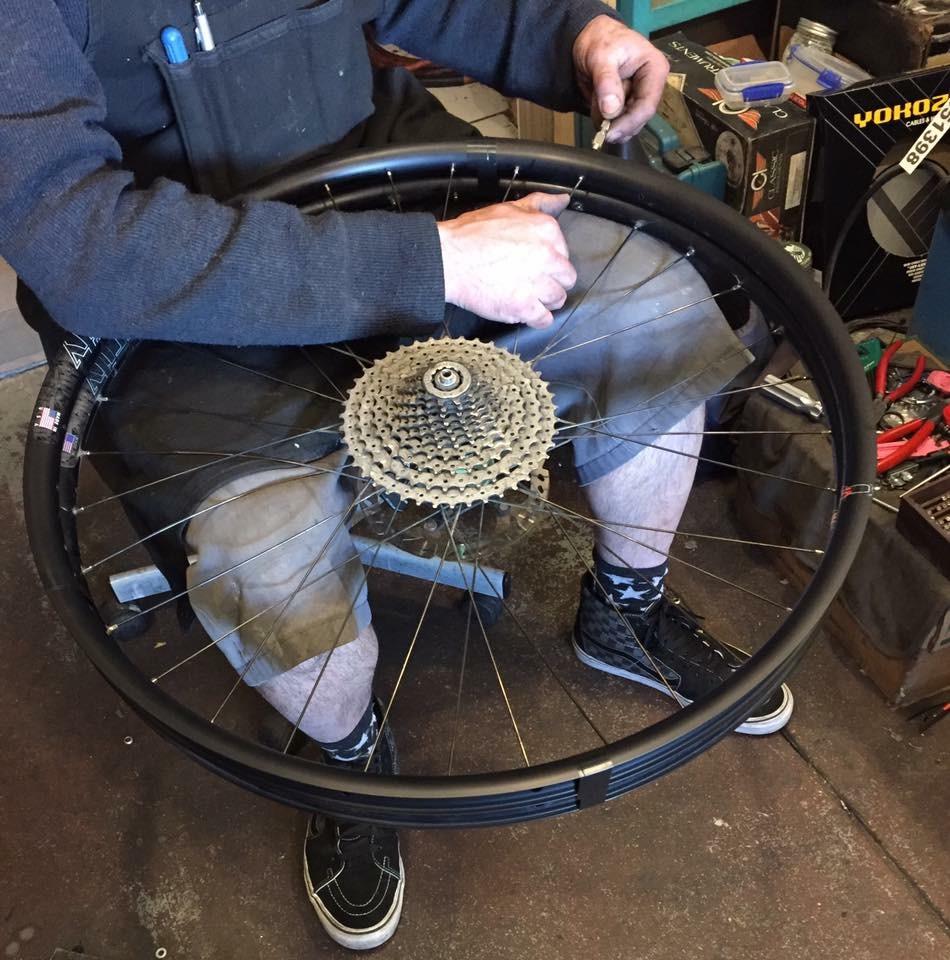Building wheels