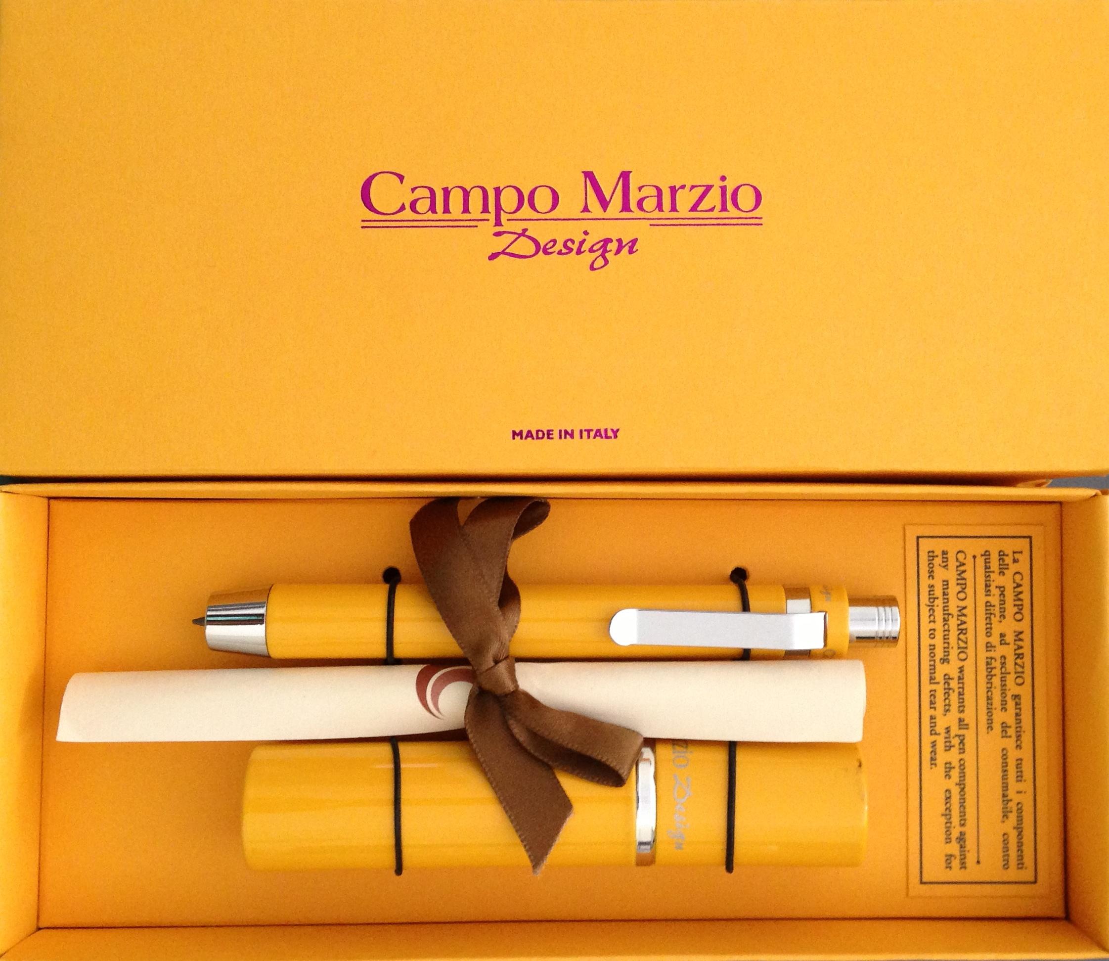sketch pencil by campo marzio