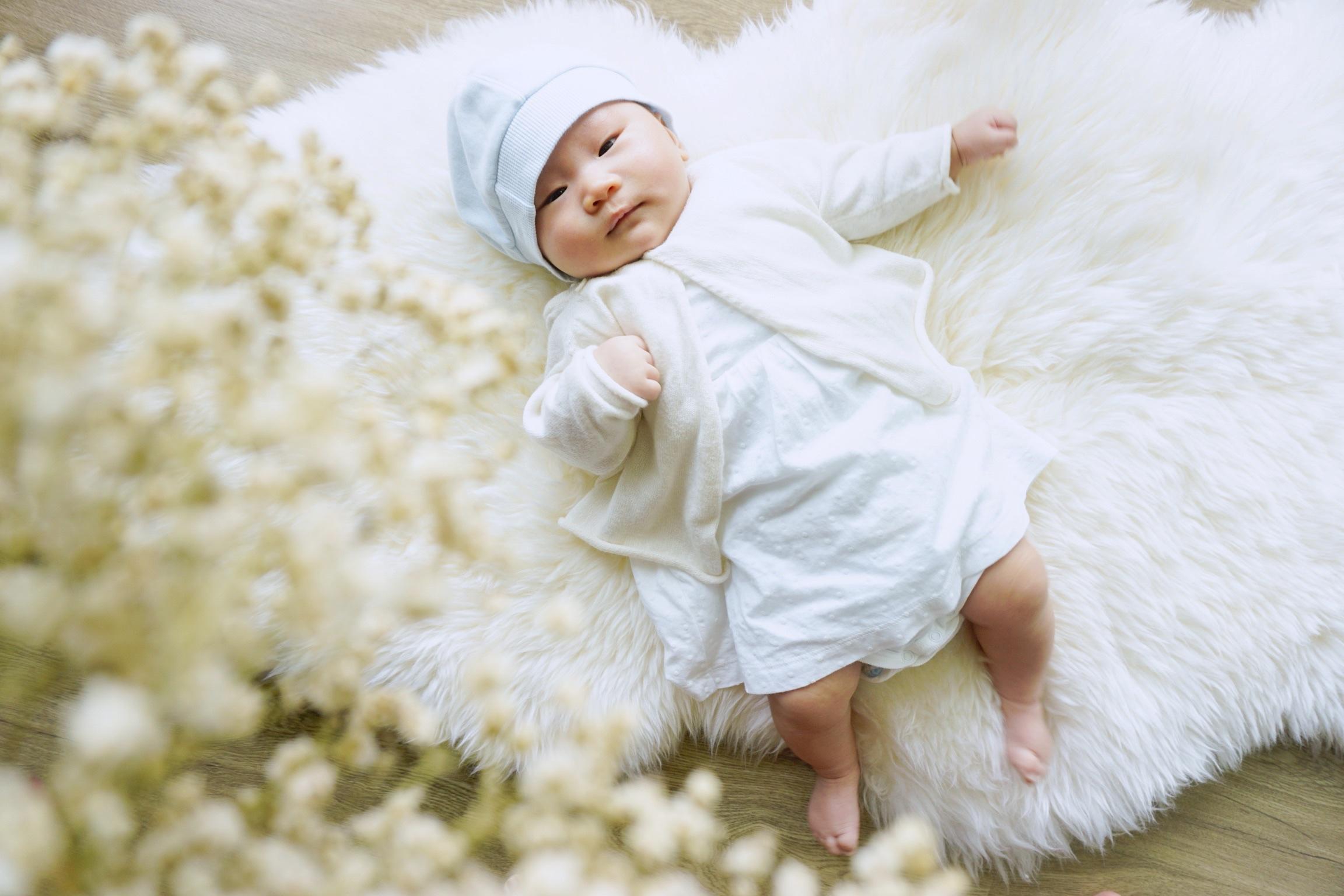 Baby Rei - 9 weeks old