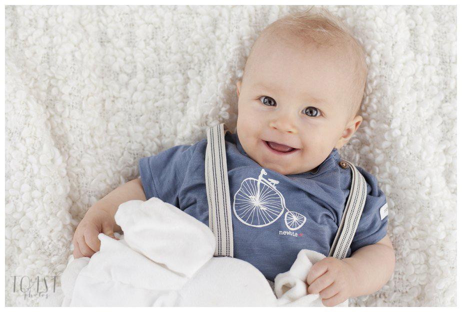 Vauva-hymyjä-kuvauksissa
