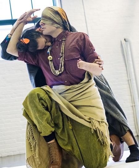 Lara Kramers Miijin ki - Aria Evants and Brian Solomon  - by Omer YukSeker.jpg