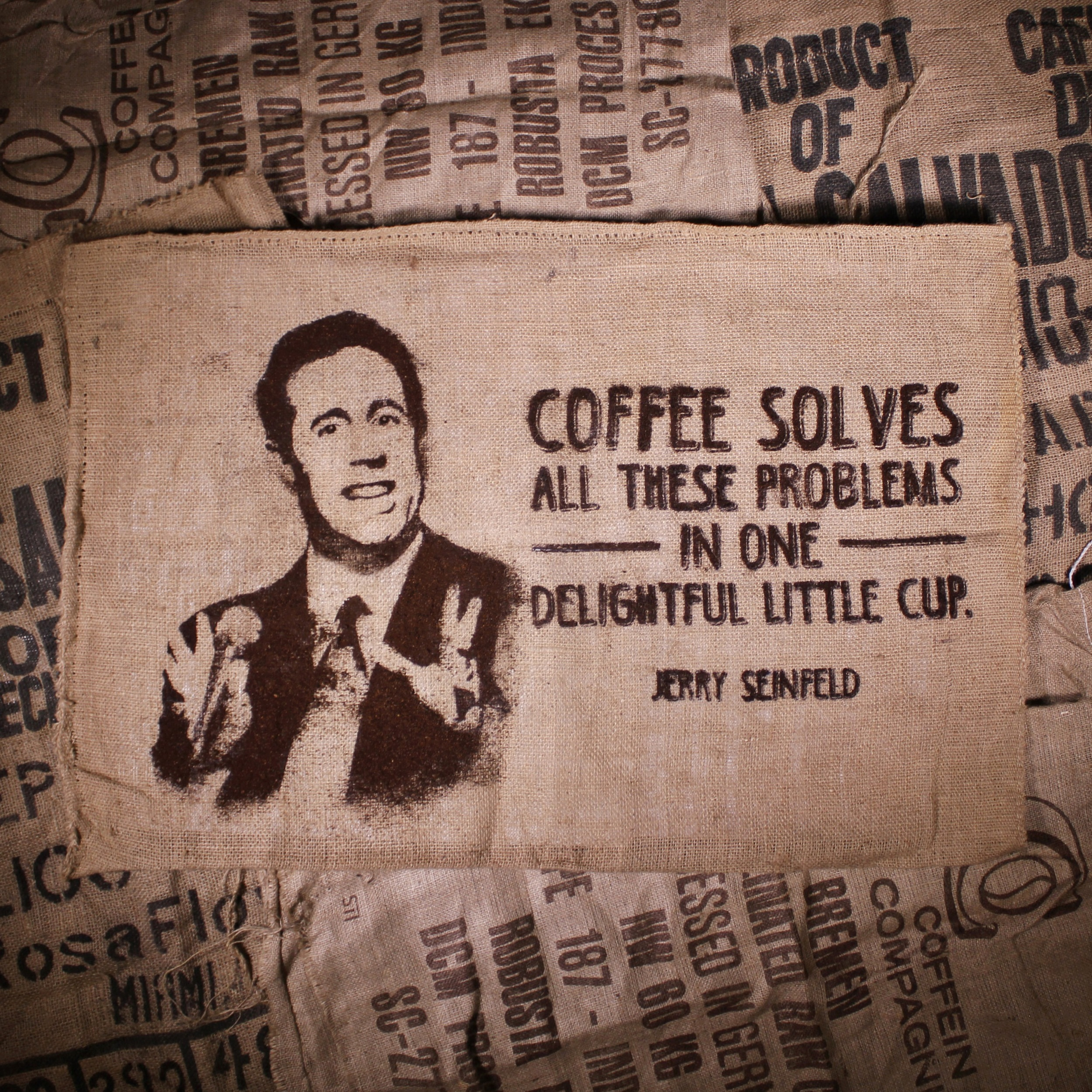 Coffee Solves All These Problems
