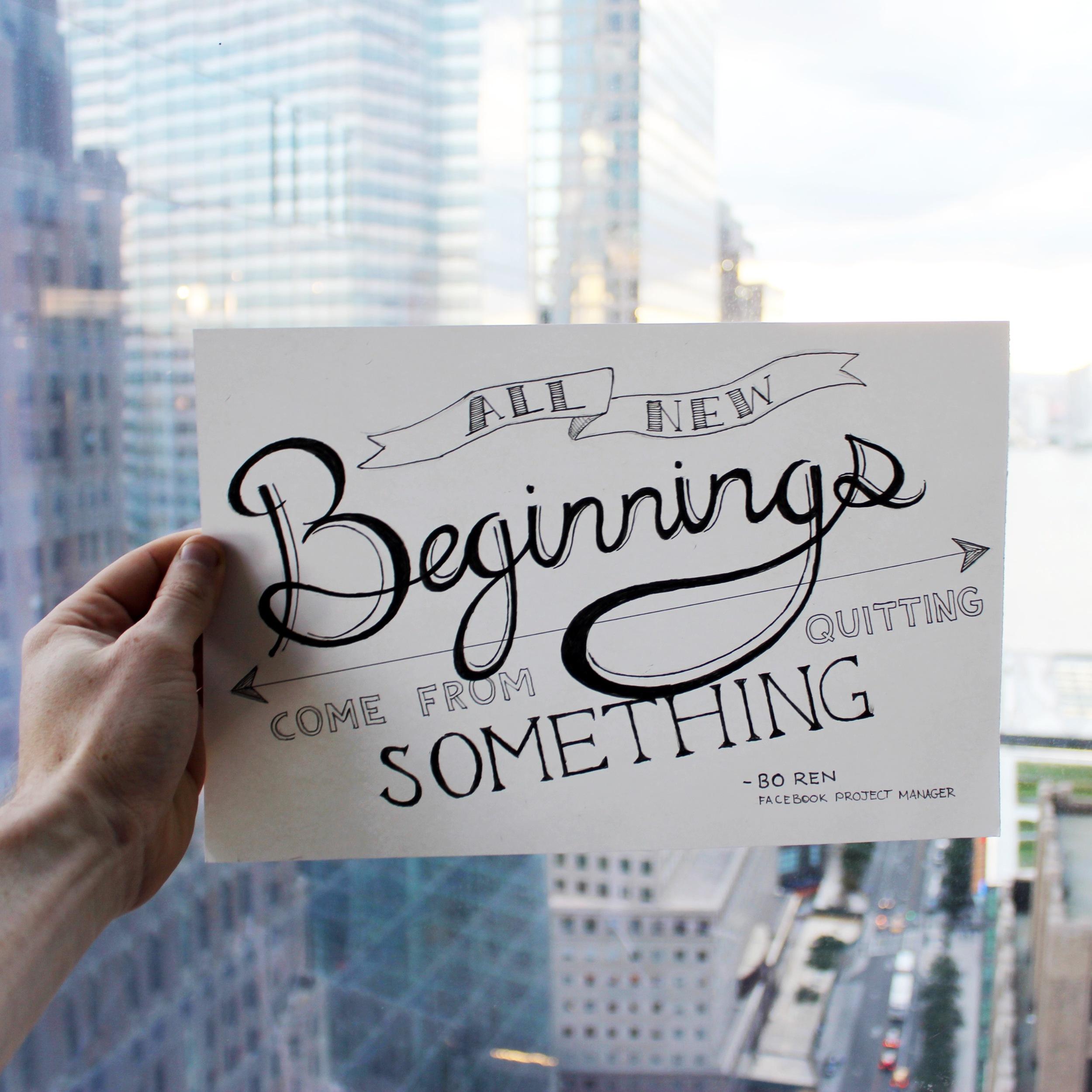 All New Beginnings