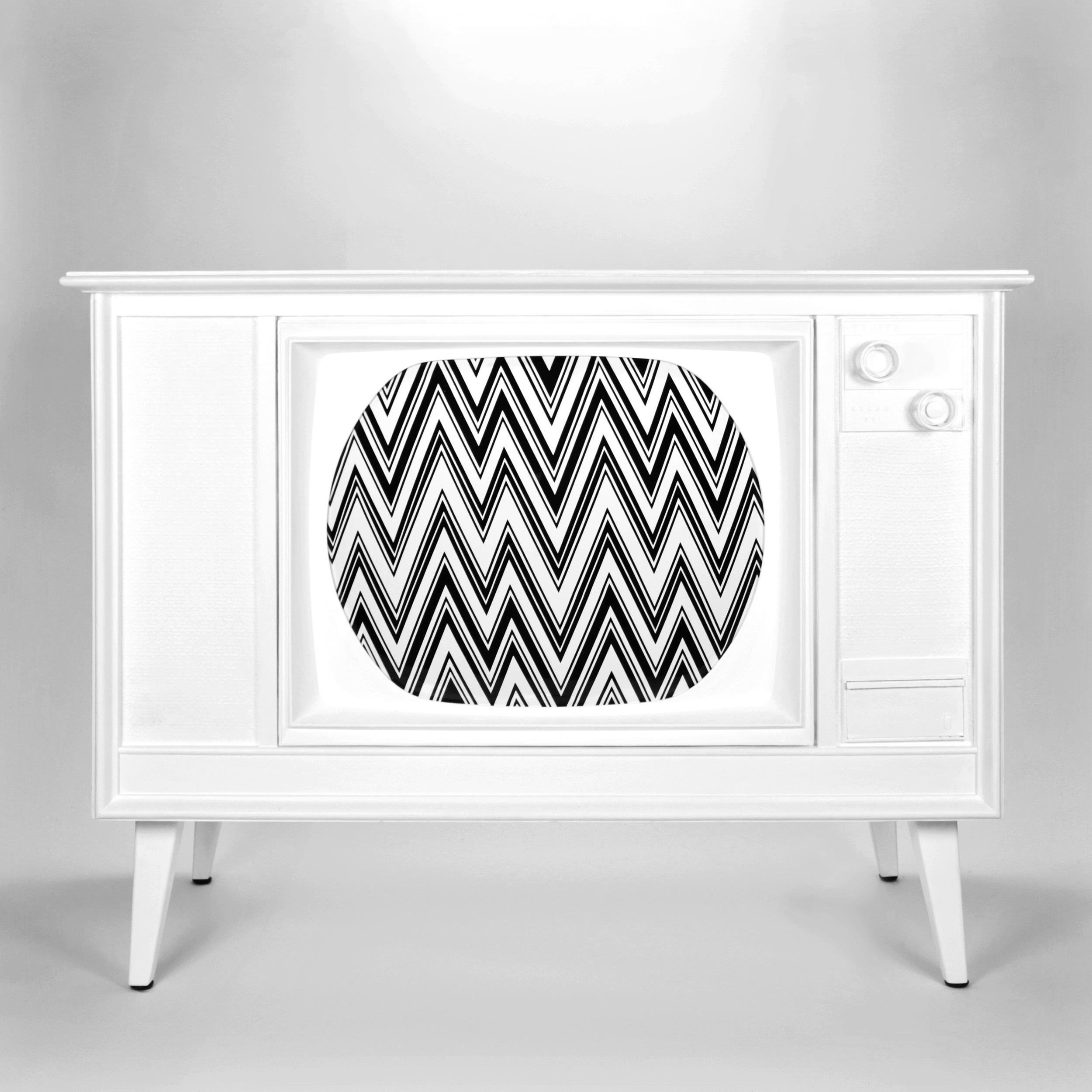 Zenith Color TV Desk (Front)
