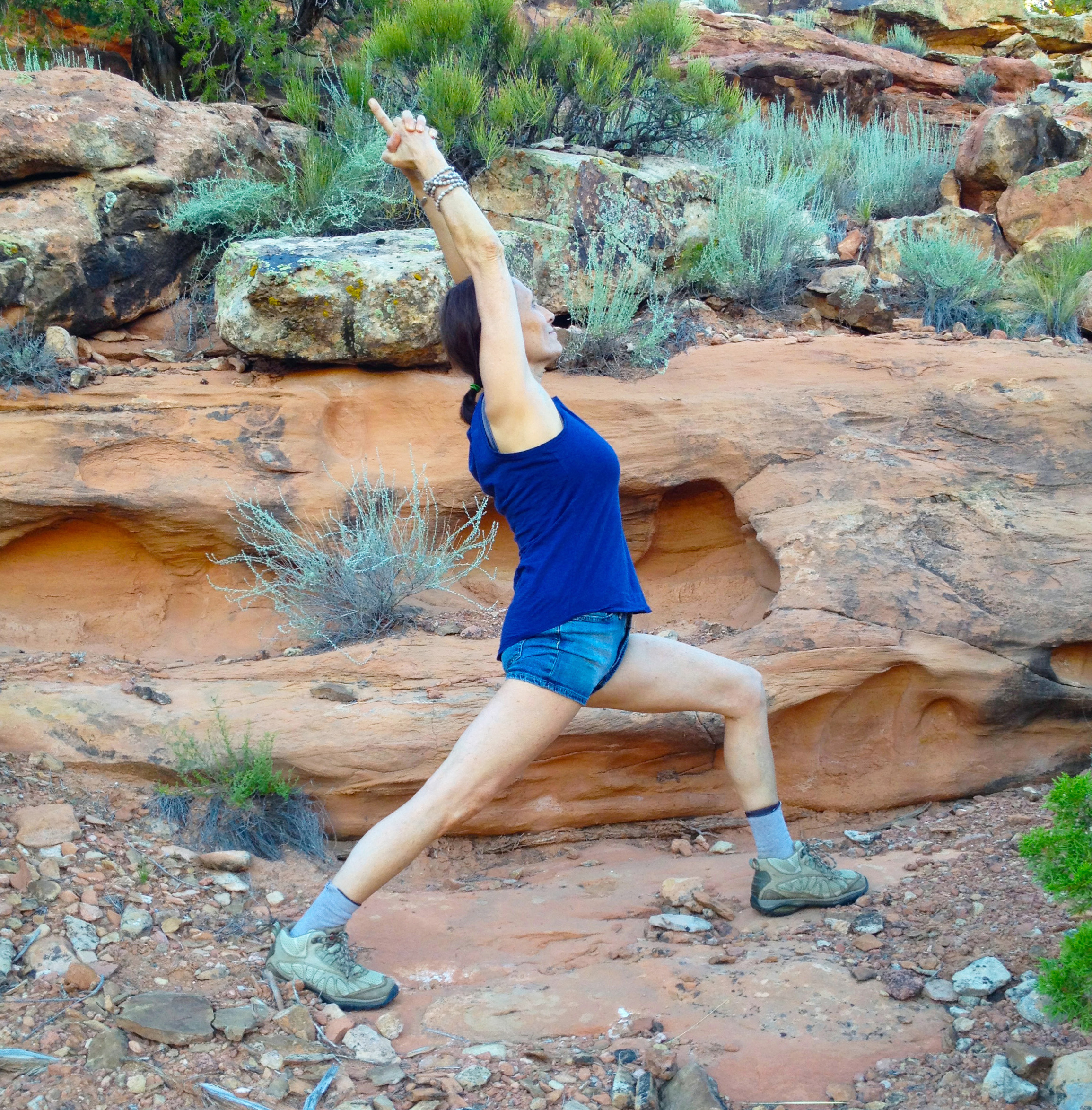 Ellen Forman E-RYT500 is an eclectic yogini-artist who loves to travel, hike and exploring yoga in new places! Ellen also LOVES autumn and being in nature. She is super excited about sharing yoga on this weekend adventure! She draws inspiration from all that she has gathered and weaves it into her creative spirit and her teaching style.