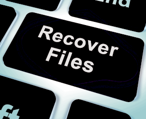 Saving Deleted Lost Files
