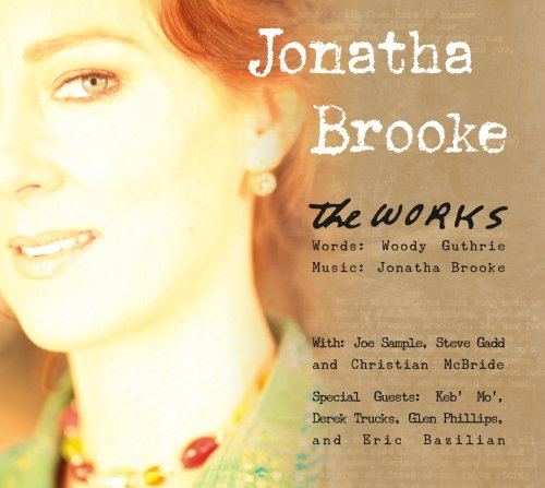 """Taste of Danger"" from The Works by Jonatha Brooke"