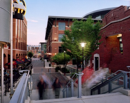 Acock Associates is located in the heart of Columbus' vibrant Arena District.