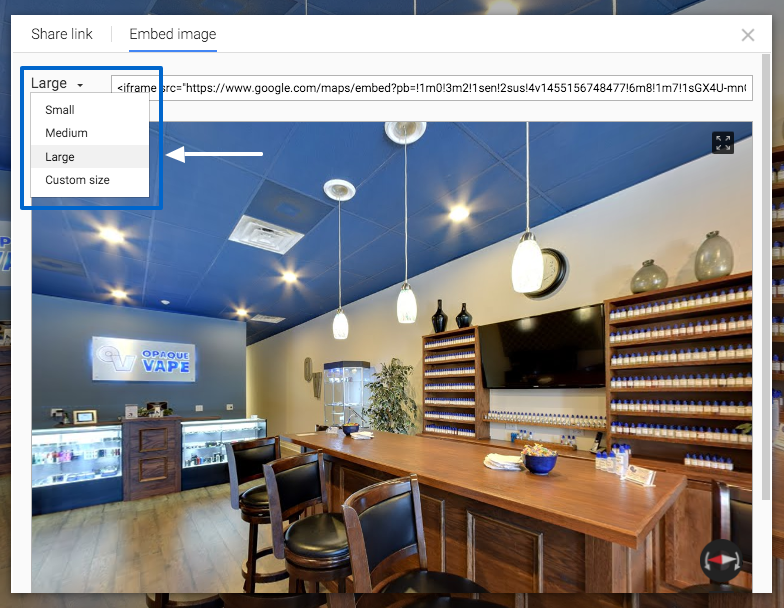 How to Embed a Google Street View Virtual Tour on Facebook | Binjet