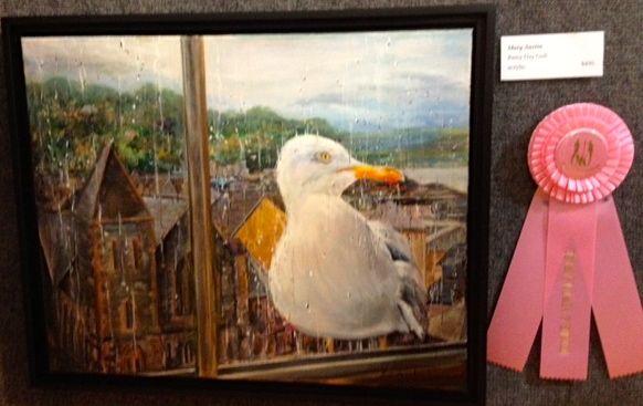 Mary Welch Austin, Artist
