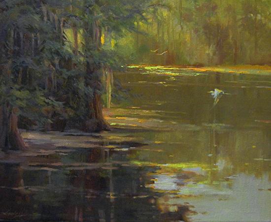 Sandy Nelson Art