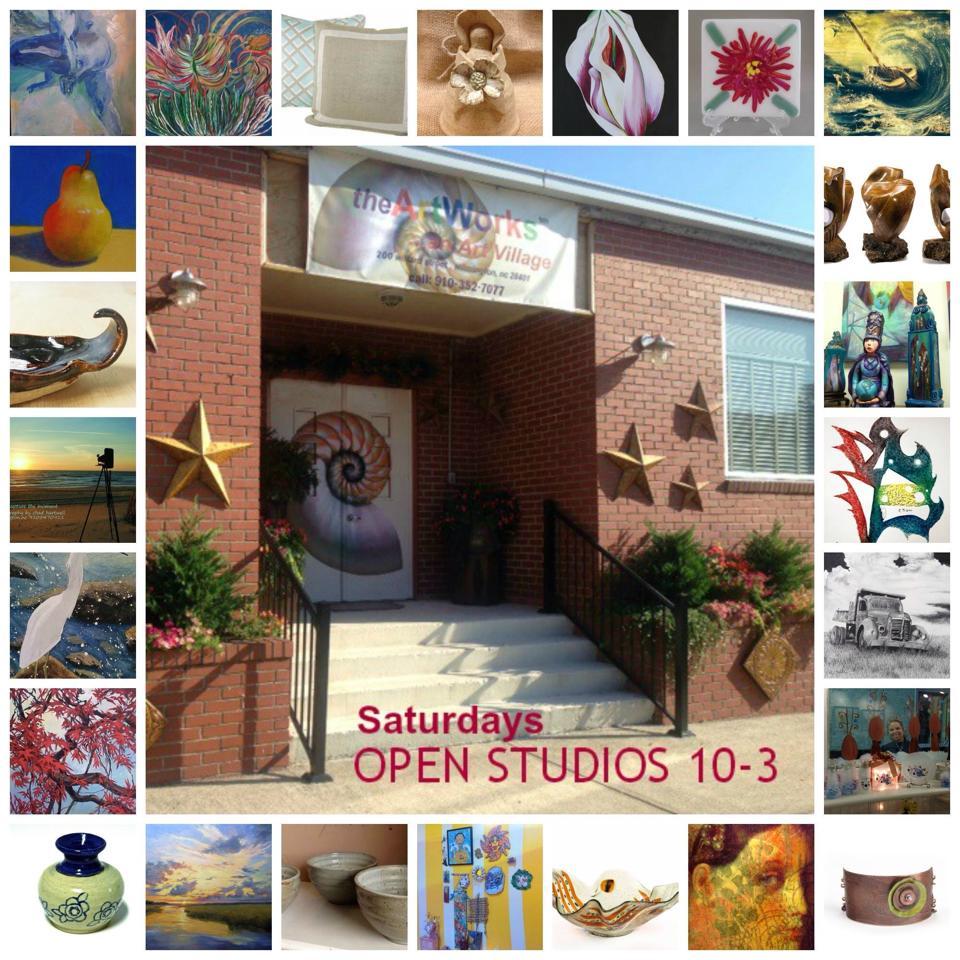 OPEN Studios 10-3