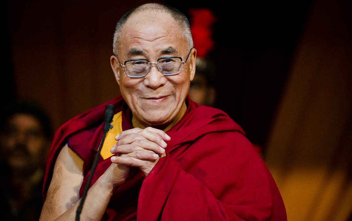 His Holiness the Dalai Lama (original source unknown)