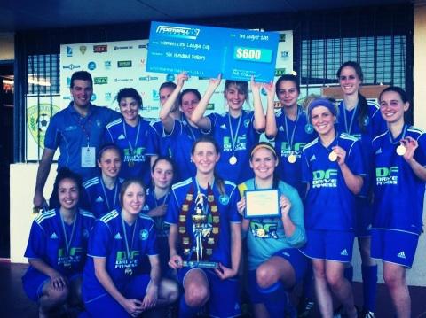 Annerley-Womens-Soccer-Team-City-League-Cup-2