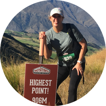 """""""After all these years I love that I have maintained my size and weight but mostly I love the strength of mind I get from believing that I am strong and agile. This mental strength has seen me challenge myself and succeed in climbing a mountain and participating in a trail run this year.""""* - Louise - Read more here…"""