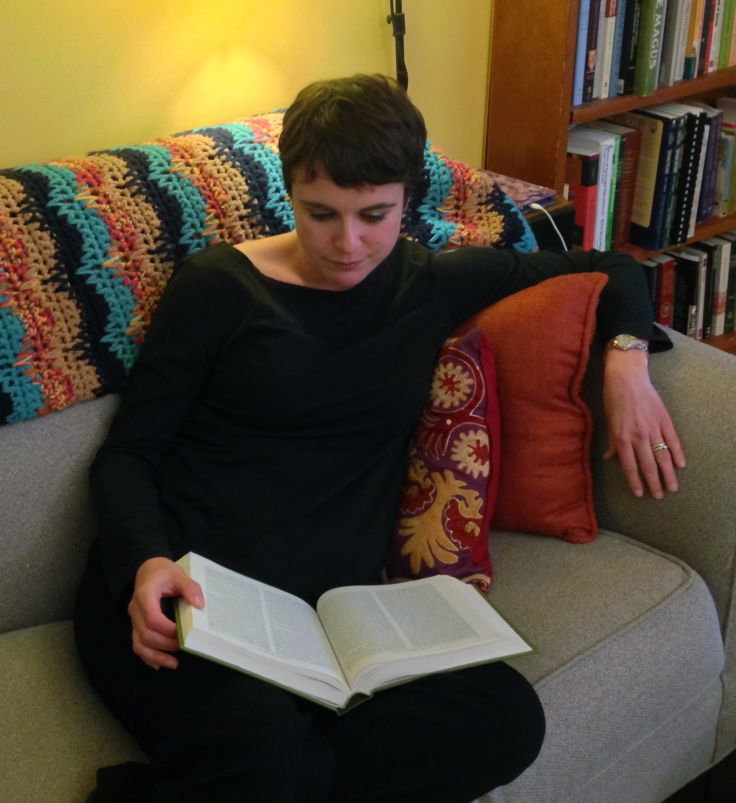 Katie Shrieves, Ph.D.
