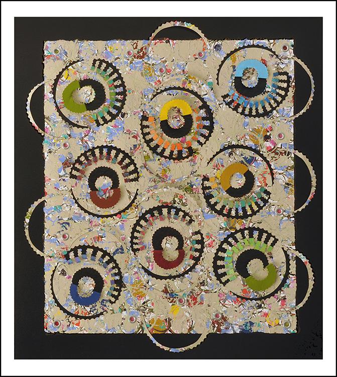 PARIS WHEELS #1-$2800