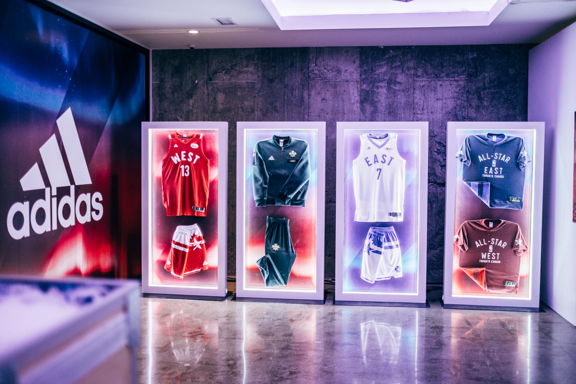 The adidas Vault