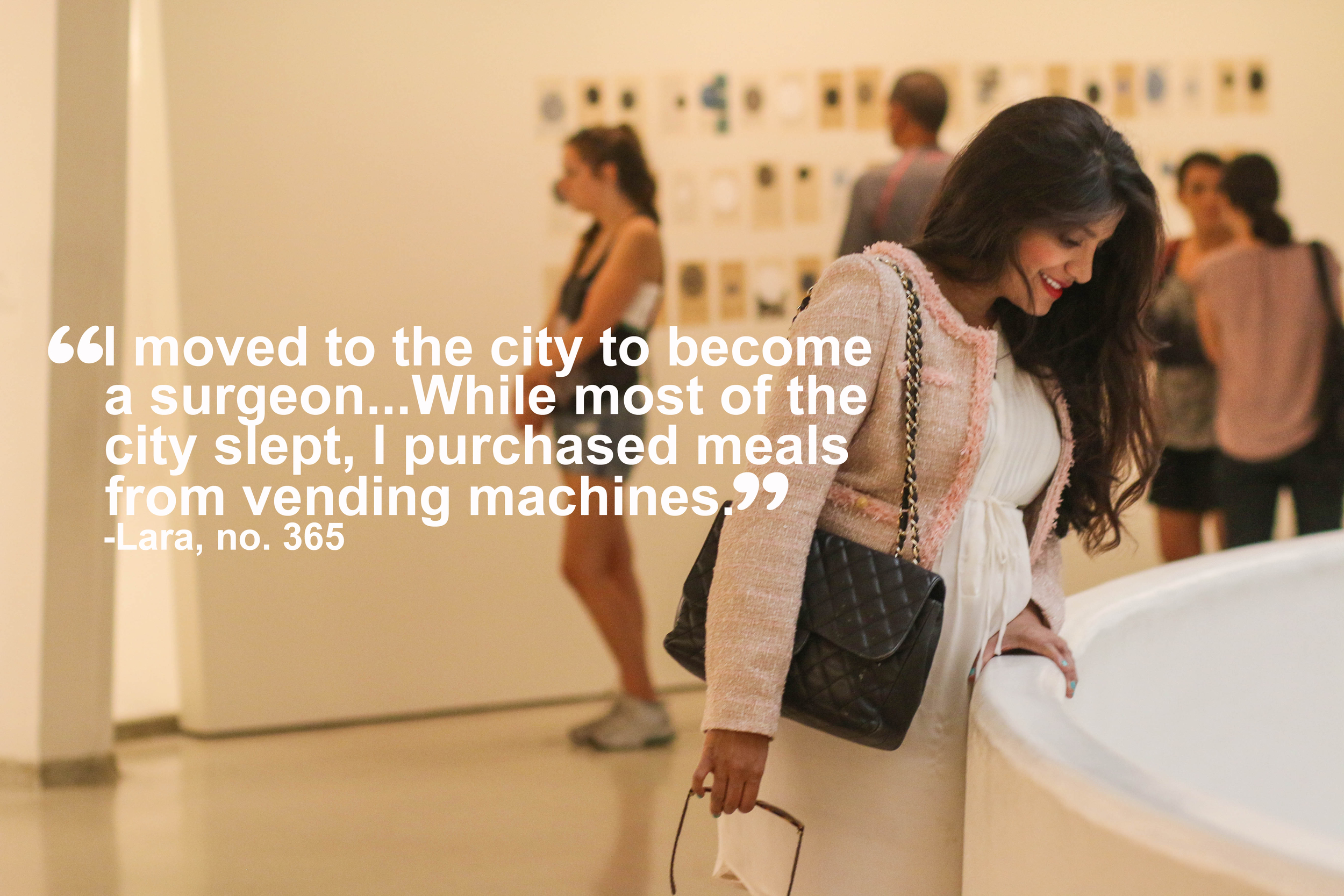 Click to read Dr. Devgan's full profile in the Why I Love New York City photo documentary project