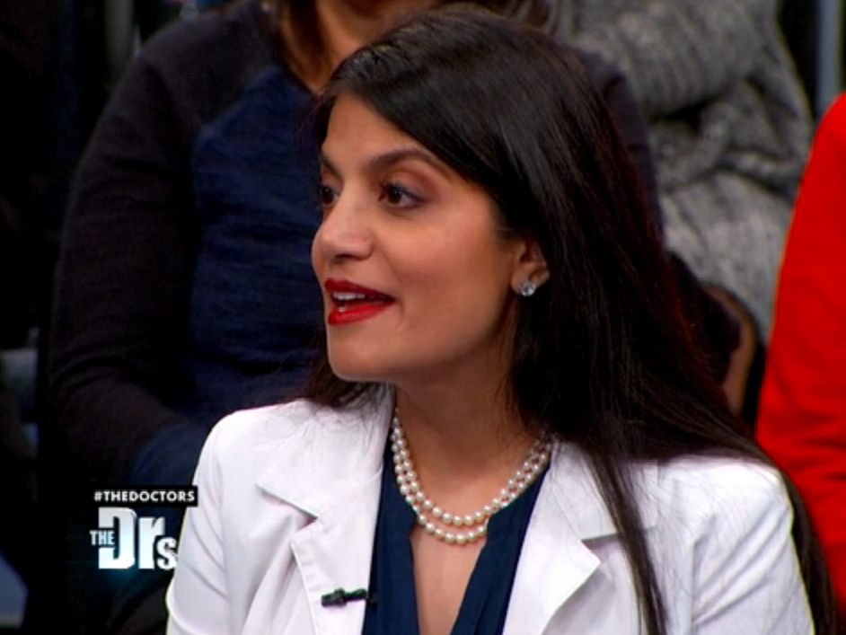 Part 4: Help for a Woman Burned by her Jealous Ex, donated by Dr. Lara Devgan; click to view segment