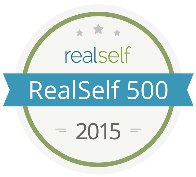 Dr. Devgan was named to the RealSelf Top 500 cosmetic doctors in America