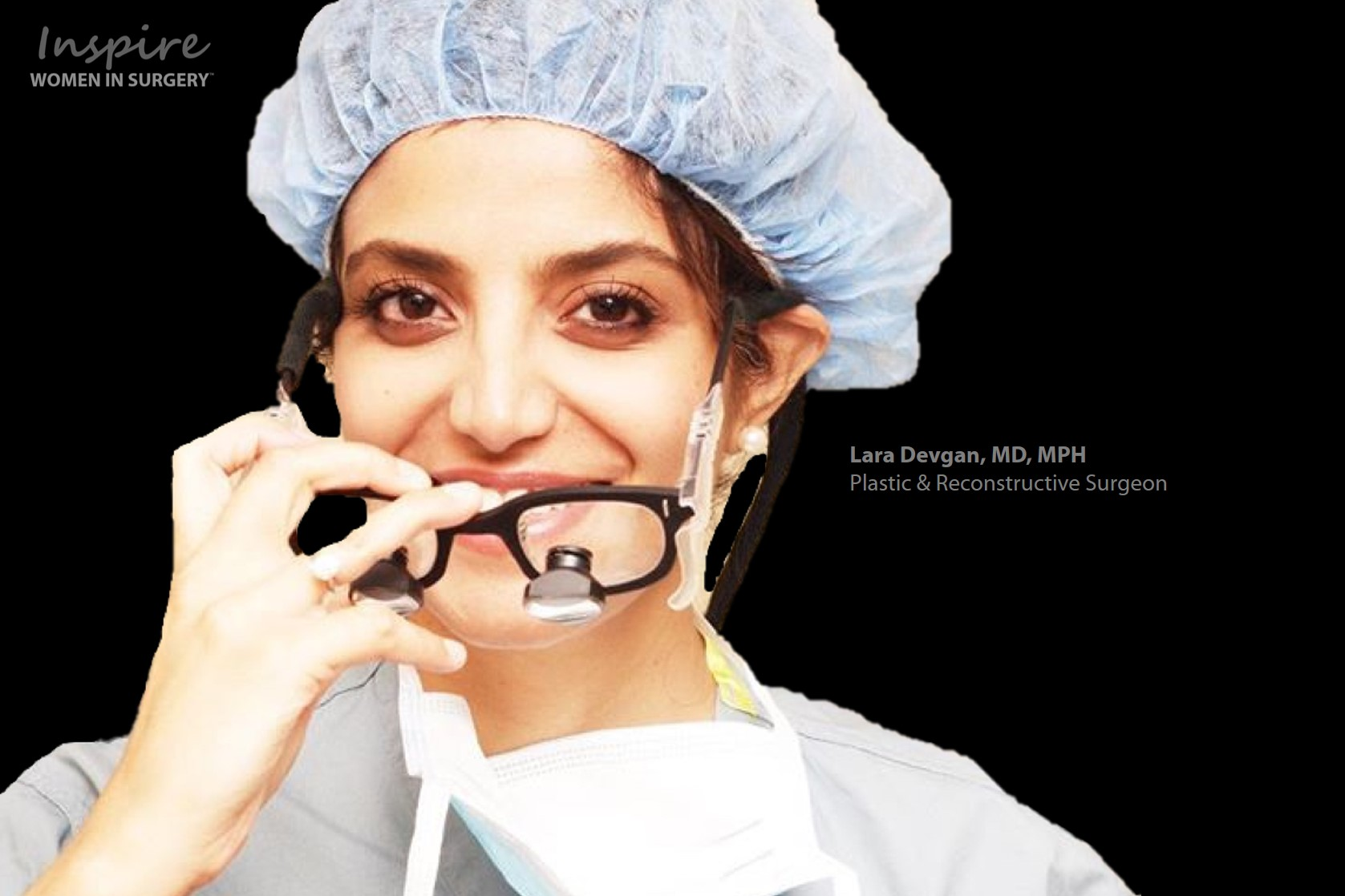 Click to view Dr. Devgan's feature on Inspiring Women In Surgery.