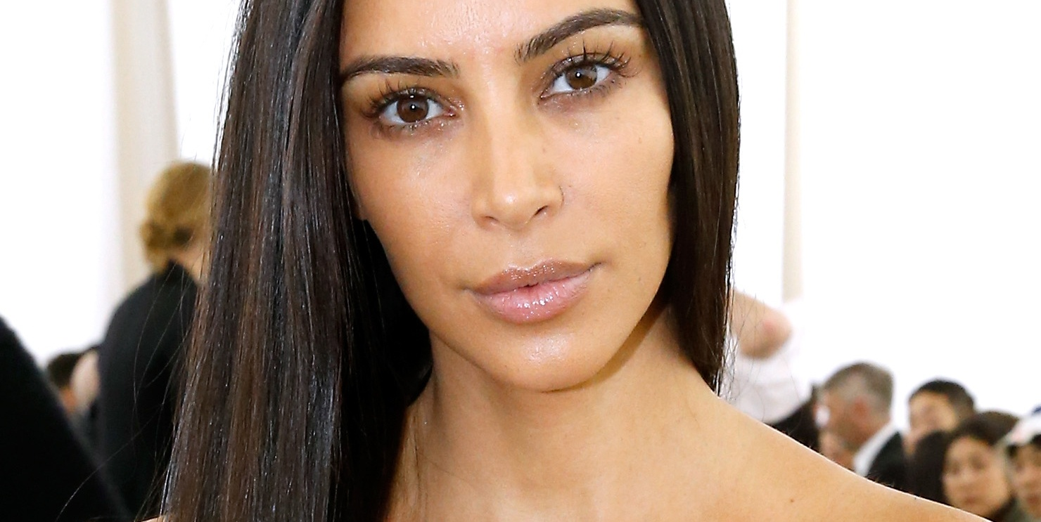 Shortly after our Microneedling Treatment and skin care regimen,Kim Kardashian attended the Balmain fashion show at Paris Fashion Week completely makeup free. Click to zoom in on her incredible skin quality.