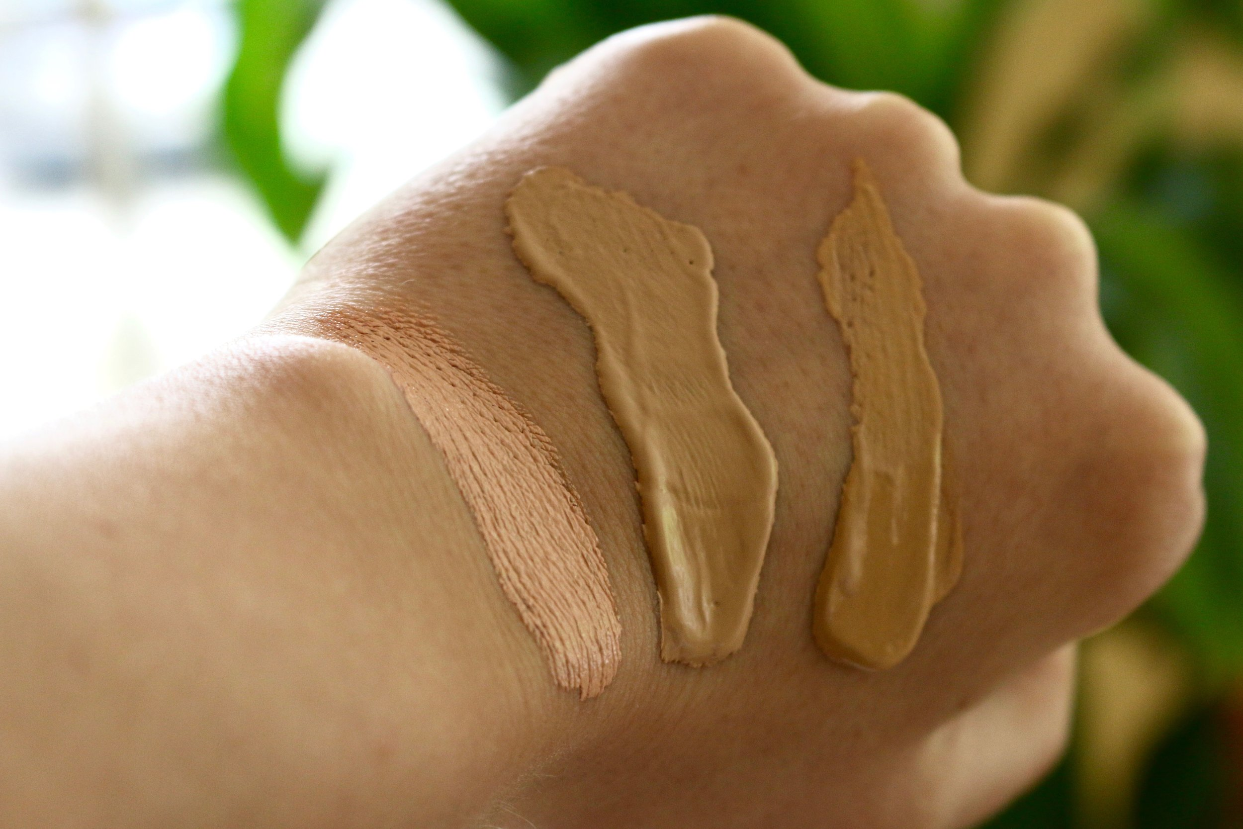 The Platinum SPF 45 Tinted BB Cream is a lightweight formula that has a tint of color for sheer coverage