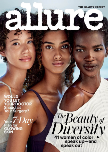 Dr. Devgan was interviewed in Allure Magazine for her expert advice in lip care, April 2017