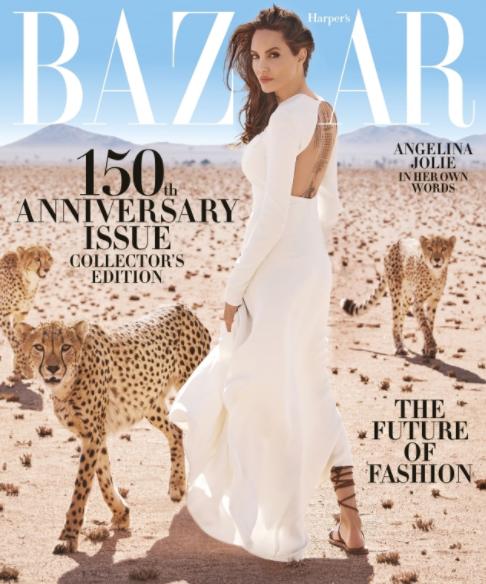 Dr. Devgan was mentioned by Lauren Santo-Domingo in her recent interview with Harper's Bazaar, November 2017